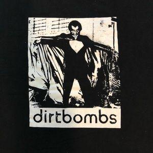 Shirts - Dirt Bombs T-shirt Size XL